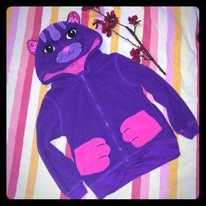 Okie Dokie kitty sweatshirt